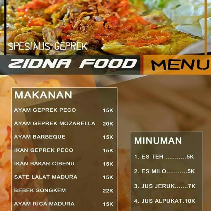 Zidna Food