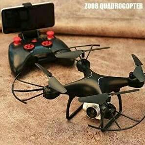 quadcopter z008 rc drone aircraft uav putar 360 derajat mode headless